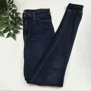 BDG Urban Outfitters Twig High Rise Skinny Jeans